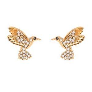 ♠️ kate spade Hummingbird Earrings NWT